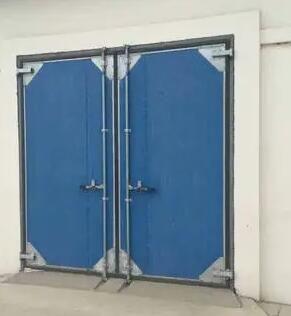广安工业门