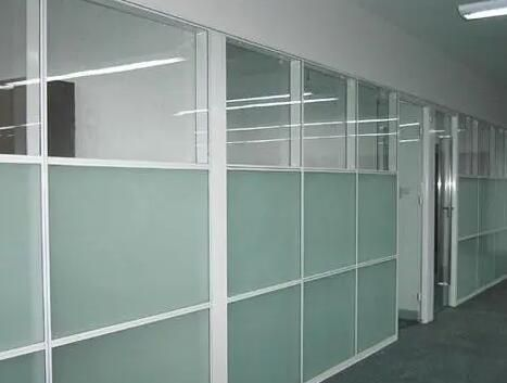 广安玻璃隔断