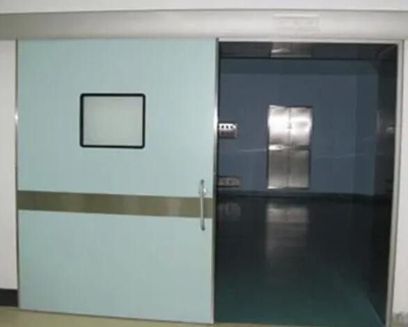 广安手术室自助感应门