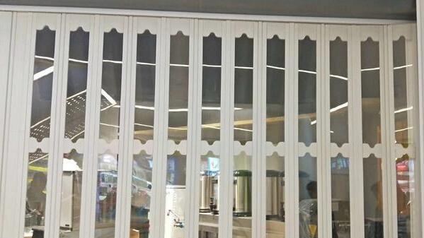 广安水晶门